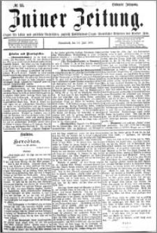 Zniner Zeitung 1894.07.14 R.7 nr 55
