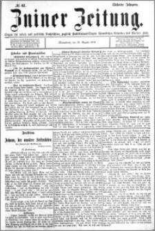 Zniner Zeitung 1894.08.25 R.7 nr 67