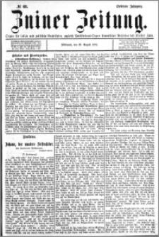 Zniner Zeitung 1894.08.29 R.7 nr 68
