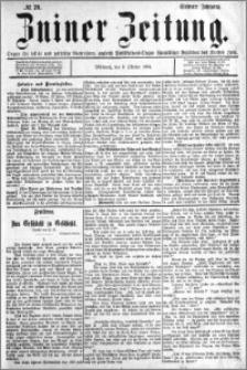 Zniner Zeitung 1894.10.03 R.7 nr 78