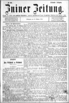 Zniner Zeitung 1894.10.10 R.7 nr 80