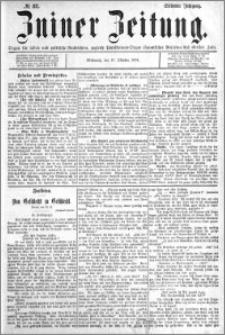 Zniner Zeitung 1894.10.17 R.7 nr 82