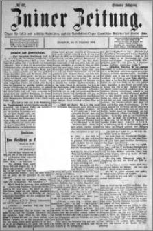 Zniner Zeitung 1894.12.08 R.7 nr 97