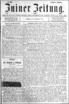 Zniner Zeitung 1894.12.12 R.7 nr 98