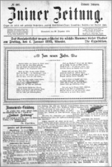 Zniner Zeitung 1894.12.28 R.7 nr 102