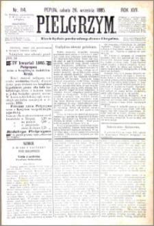 Pielgrzym, pismo religijne dla ludu 1885 nr 114