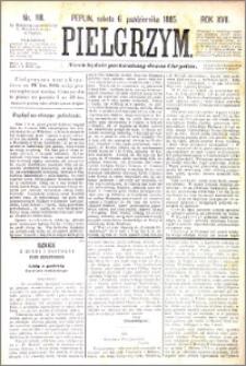 Pielgrzym, pismo religijne dla ludu 1885 nr 118