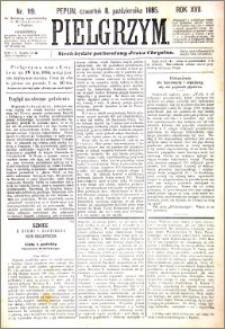 Pielgrzym, pismo religijne dla ludu 1885 nr 119