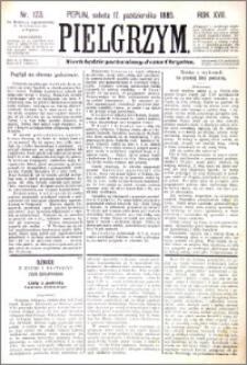 Pielgrzym, pismo religijne dla ludu 1885 nr 123