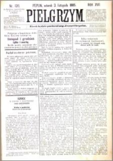 Pielgrzym, pismo religijne dla ludu 1885 nr 130