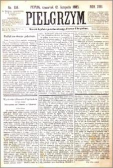Pielgrzym, pismo religijne dla ludu 1885 nr 134