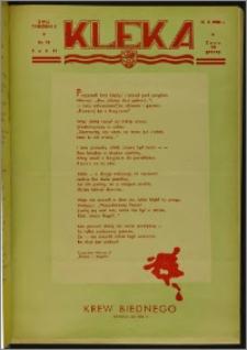 Klëka 1938, R. 2, nr 19