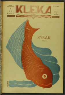 Klëka 1938, R. 2, nr 21