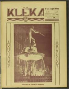 Klëka 1938, R. 2, nr 10