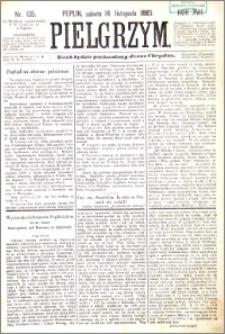 Pielgrzym, pismo religijne dla ludu 1885 nr 135