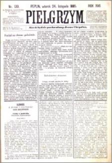 Pielgrzym, pismo religijne dla ludu 1885 nr 139