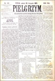 Pielgrzym, pismo religijne dla ludu 1885 nr 141