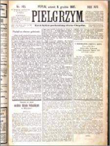 Pielgrzym, pismo religijne dla ludu 1885 nr 145