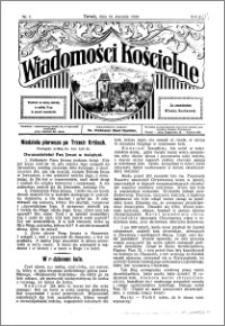 Wiadomości Kościelne : przy kościele św. Jana 1929-1930, R. 1, nr 7