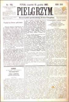 Pielgrzym, pismo religijne dla ludu 1885 nr 146