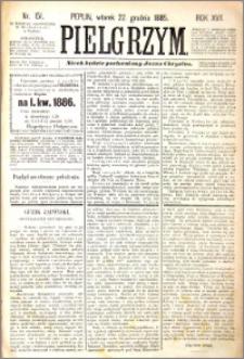 Pielgrzym, pismo religijne dla ludu 1885 nr 151