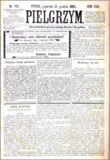 Pielgrzym, pismo religijne dla ludu 1885 nr 155