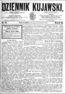Dziennik Kujawski 1895.04.25 R.3 nr 93