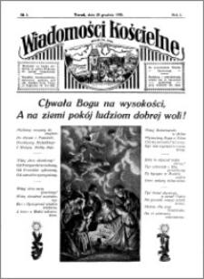 Wiadomości Kościelne : przy kościele św. Jana 1930-1931, R. 2, nr 5