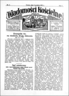 Wiadomości Kościelne : przy kościele św. Jana 1931-1932, R. 3, nr 2