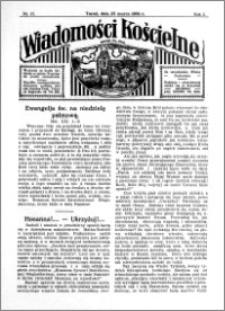 Wiadomości Kościelne : przy kościele św. Jana 1933-1934, R. 5, nr 17