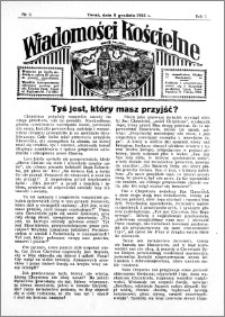 Wiadomości Kościelne : przy kościele św. Jana 1935-1936, R. 7, nr 2