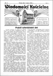 Wiadomości Kościelne : przy kościele św. Jana 1935-1936, R. 7, nr 14