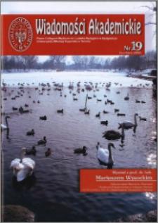 Wiadomości Akademickie 2005 nr 19