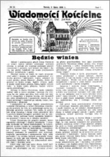 Wiadomości Kościelne : przy kościele św. Jana 1935-1936, R. 7, nr 32