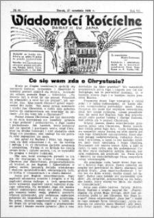 Wiadomości Kościelne : przy kościele św. Jana 1935-1936, R. 7, nr 44