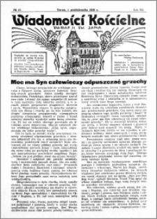 Wiadomości Kościelne : przy kościele św. Jana 1935-1936, R. 7, nr 45