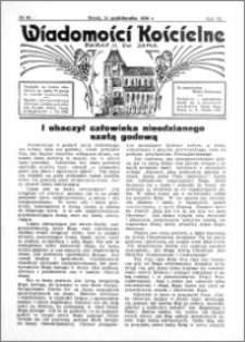 Wiadomości Kościelne : przy kościele św. Jana 1935-1936, R. 7, nr 46