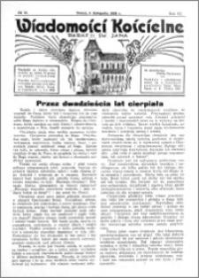 Wiadomości Kościelne : przy kościele św. Jana 1935-1936, R. 7, nr 50