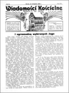 Wiadomości Kościelne : przy kościele św. Jana 1935-1936, R. 7, nr 52