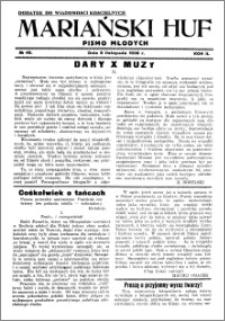 Marjański Huf 1936, R. 2, nr 46