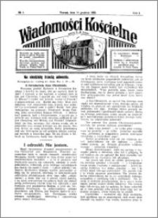 Wiadomości Kościelne : przy kościele N. Marji Panny 1930-1931, R. 2, nr 3