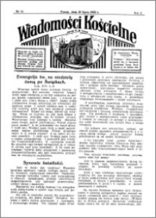 Wiadomości Kościelne : przy kościele N. Marji Panny 1931-1932, R. 3, nr 33