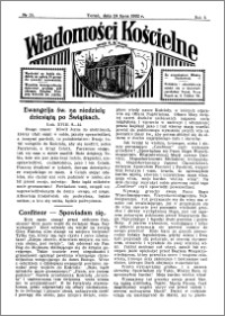 Wiadomości Kościelne : przy kościele N. Marji Panny 1931-1932, R. 3, nr 35