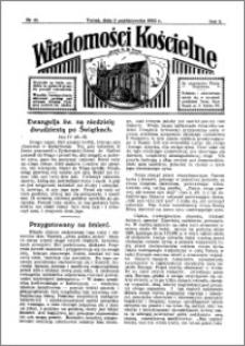 Wiadomości Kościelne : przy kościele N. Marji Panny 1931-1932, R. 3, nr 45