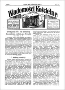 Wiadomości Kościelne : przy kościele N. Marji Panny 1931-1932, R. 3, nr 51