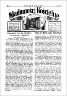 Wiadomości Kościelne : przy kościele N. Marji Panny 1931-1932, R. 3, nr 52