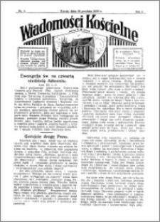 Wiadomości Kościelne : przy kościele N. Marji Panny 1932-1933, R. 4, nr 4