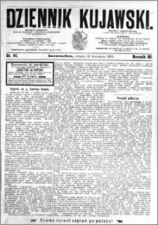 Dziennik Kujawski 1895.04.30 R.3 nr 97