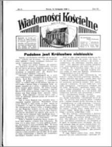 Wiadomości Kościelne : przy kościele N. Marji Panny 1935-1936, R. 7, nr 51