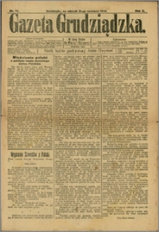 Gazeta Grudziądzka 1904.06.21 R.10 nr 74